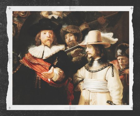 Учёные создали 44-гигапиксельную копию картины Рембрандта