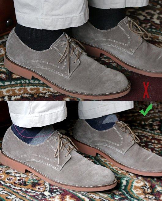 Картинки на тему носки под туфли или брюки