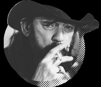 Лемми Килмистер, Motörhead, фото