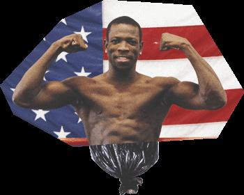 Эдисон Миранда - колумбийский боксер