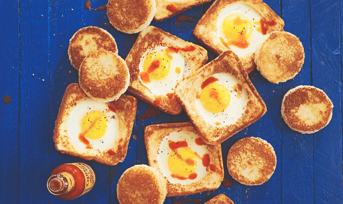 приготовить из яиц