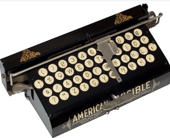 American Visible 1 (1901)