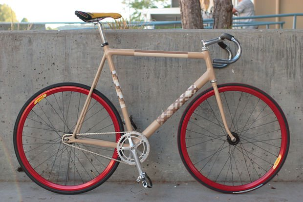 как покрасить велосипед правильно
