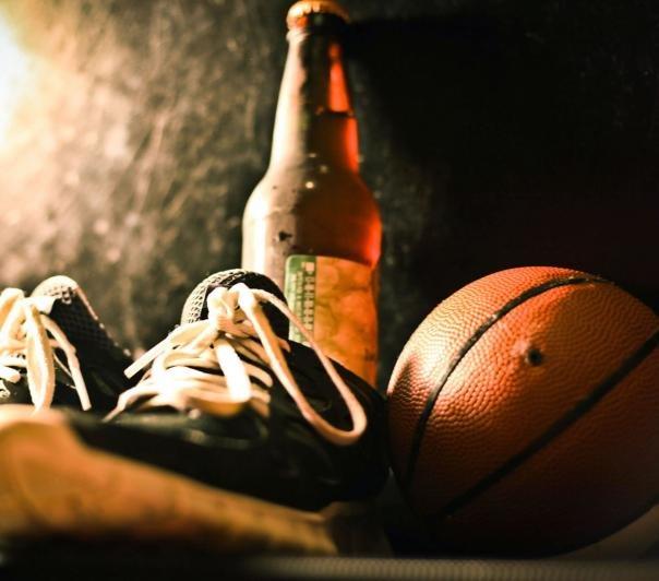 алкоголь и спорт