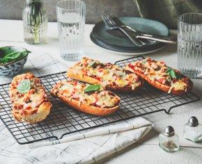 7 рецептов пиццы, приготовление которой не займёт много времени
