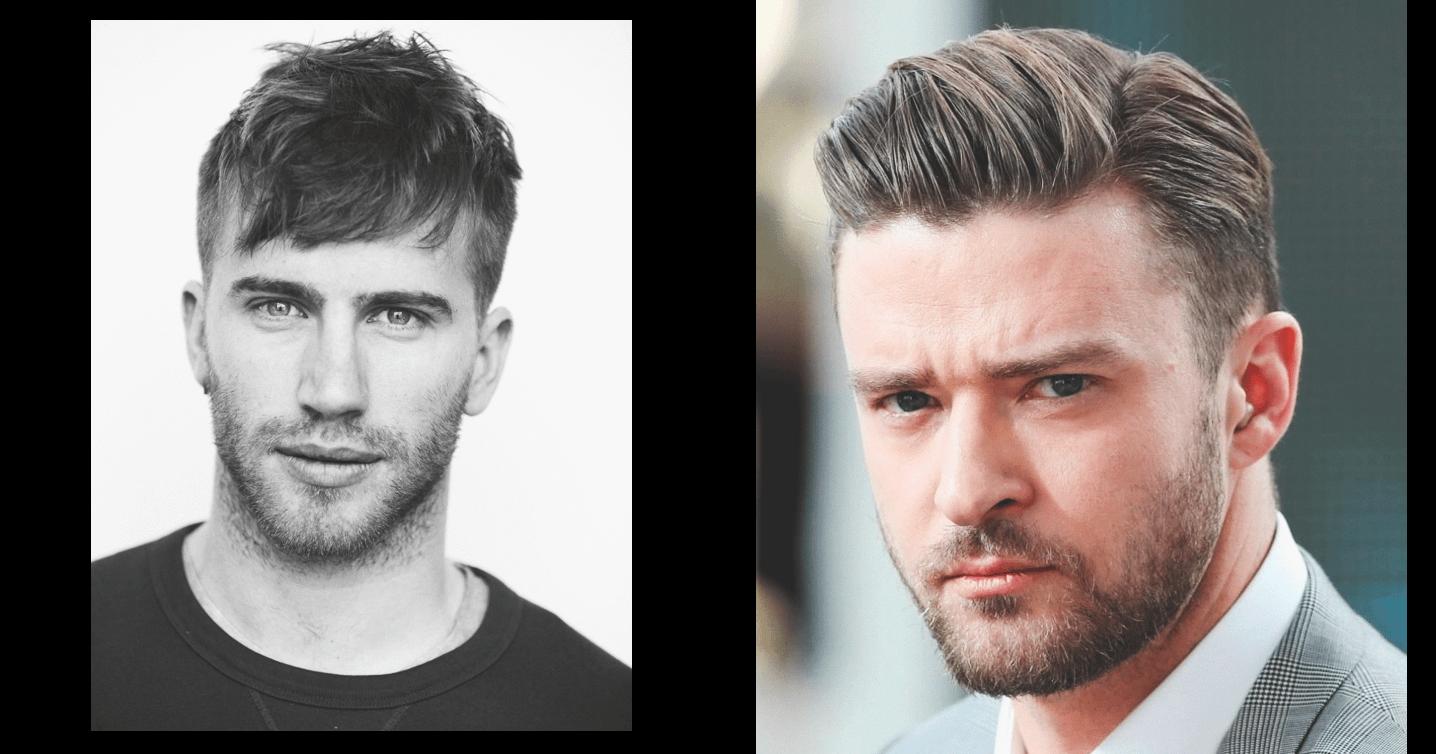 Стрижка для мужчин с тонкими и редкими волосами, Джастин Тимберлейк