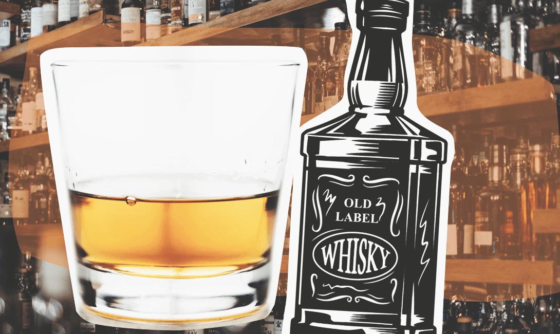 из чего пьют виски, картинки brodude