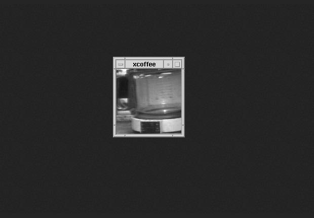 первая вебкамера