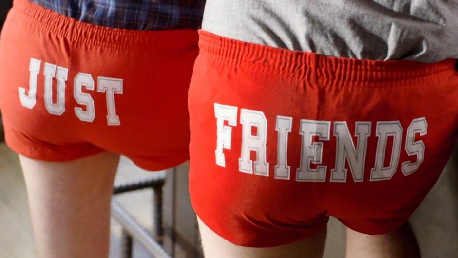 почему мы просто друзья