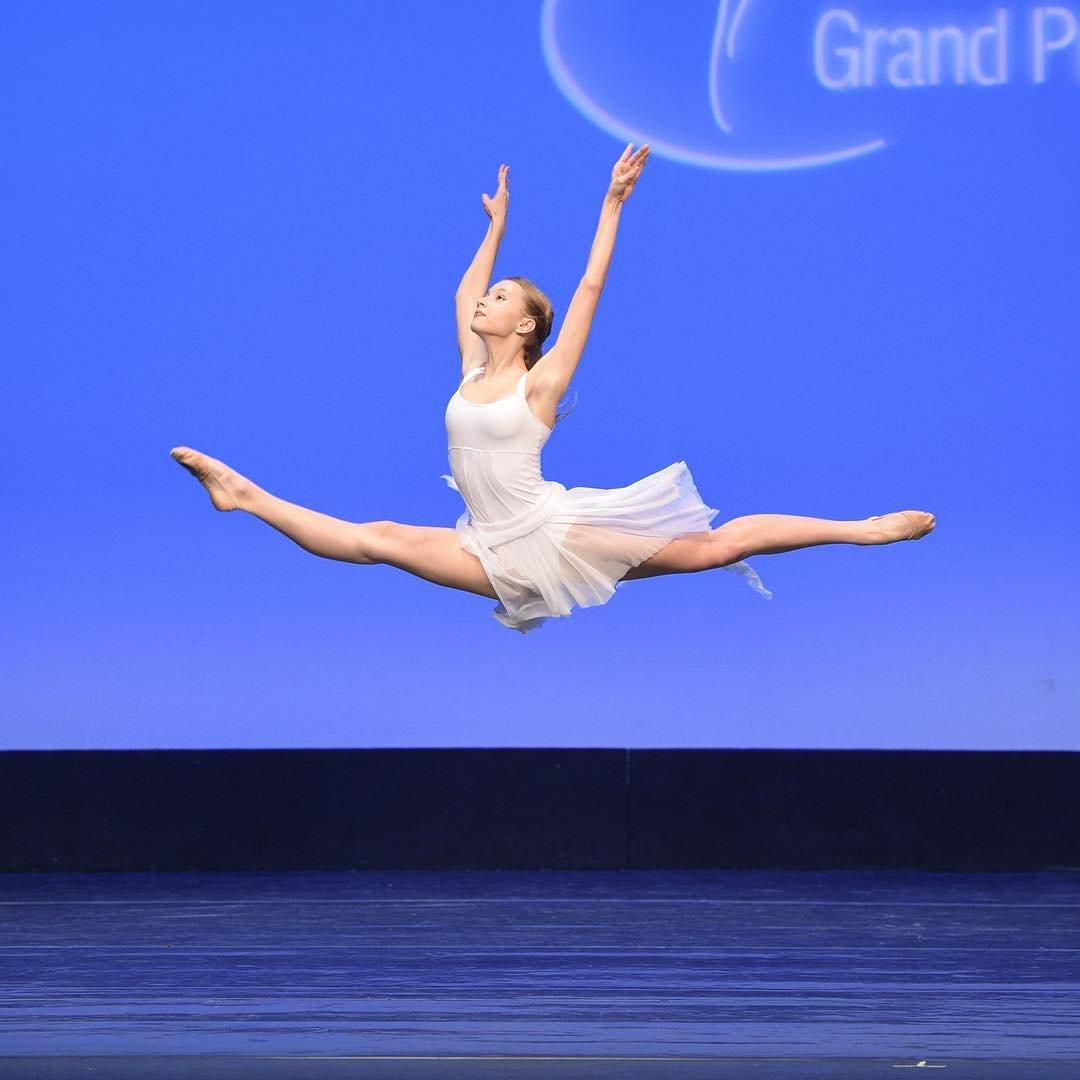 Натали Хадек раньше была балериной