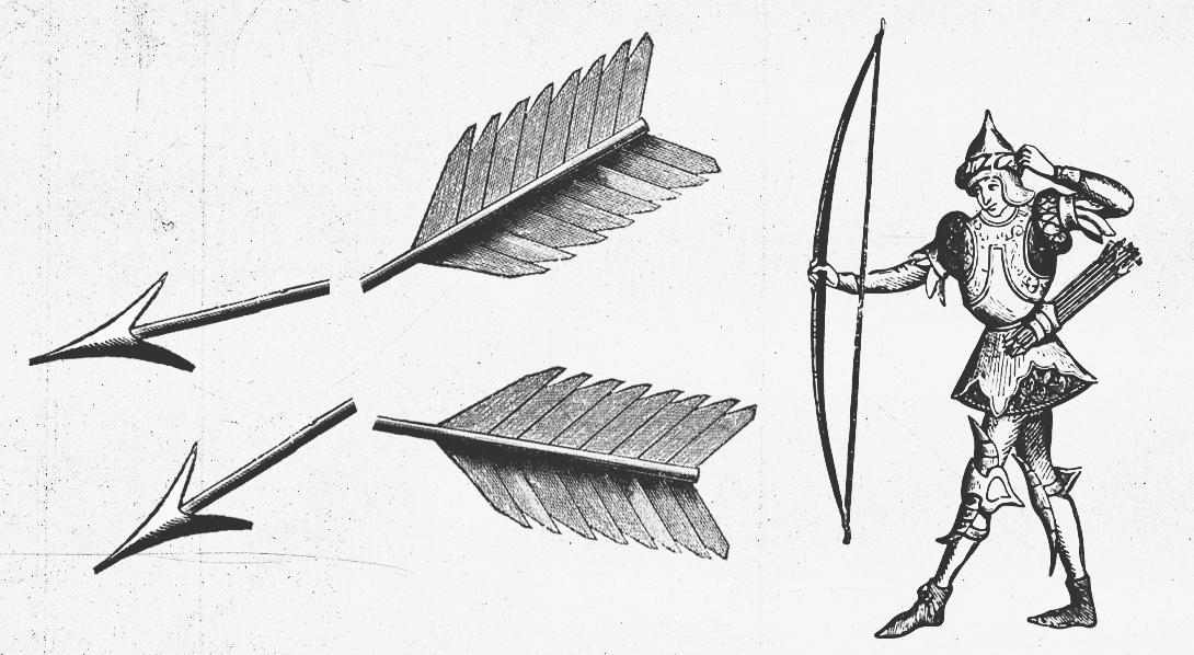 Сломленная стрела от лука на страницах мужского журнала brodude