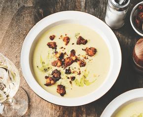 7 супов с гренками, которые стоит попробовать
