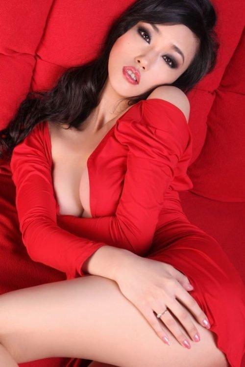 груди азиаток фото