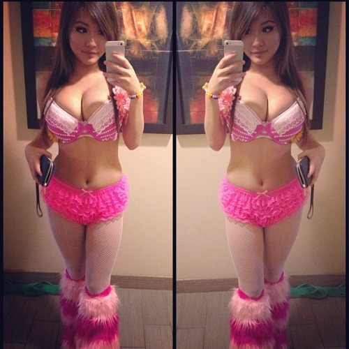 Горячие азиатские куколки, фото